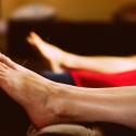 Community Acupuncture Legs
